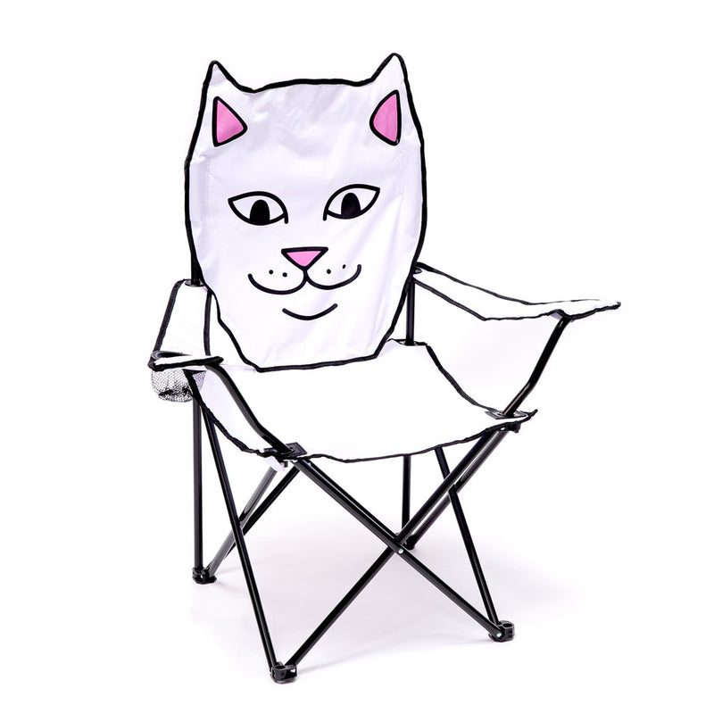 RIPNDIP - Lord Nermal Beach Chair, White