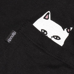 RIPNDIP - Lord Nermal Men's Pocket Tee, Black