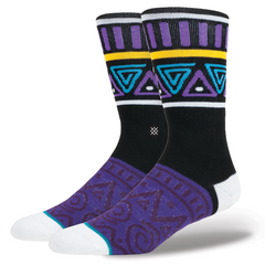 Stance - Major Men's Socks, Purple - The Giant Peach
