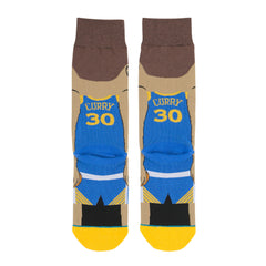 Stance - S. Curry Men's Socks, Blue - The Giant Peach