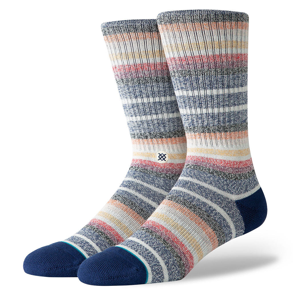 Stance - Thirri Butter Blend Men's Socks, Navy
