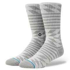 Stance - Banning Men's Socks, White - The Giant Peach
