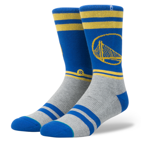 Stance - City Gym Warriors Men's Socks, Blue