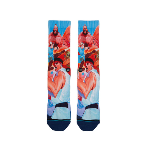 Stance x Street Fighter II Men's Socks, Multi