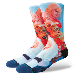 Stance x Street Fighter II Men's Socks, Multi - The Giant Peach