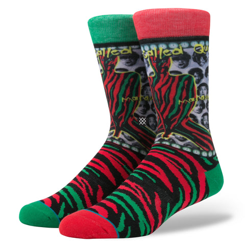 Stance x A Tribe Called Quest - Midnight Marauders Men's Socks, Multi