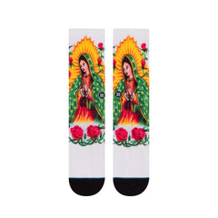 Stance - Mary Men's Socks, White