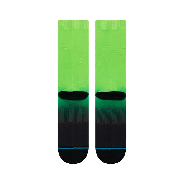 Stance - Leader Men's Socks, Neon Green