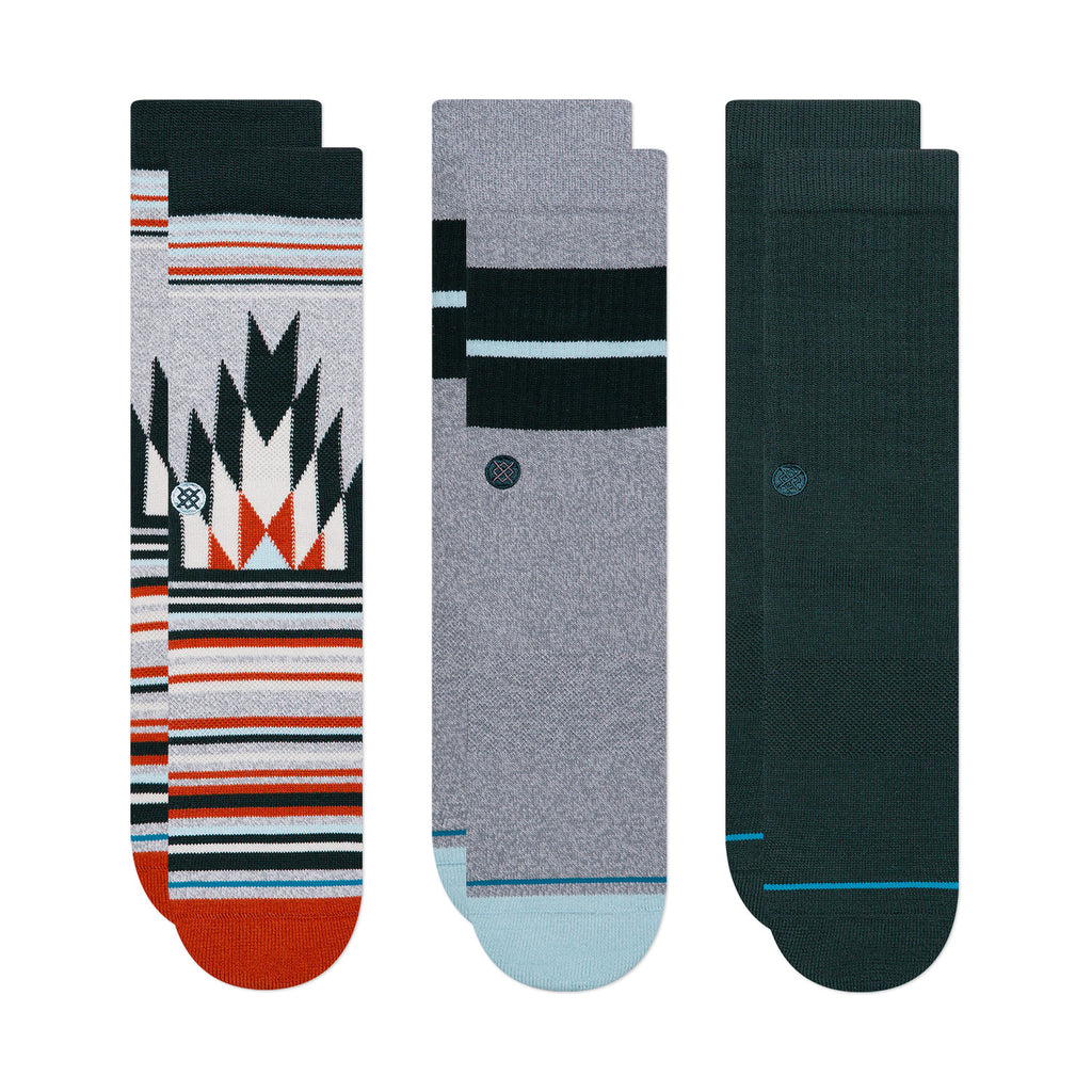 Stance - The Classics Pack Men's Socks, Multi