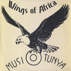 Musi-O-Tunya - Wings of Africa, LP Vinyl - The Giant Peach