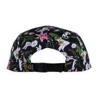 RIPNDIP - Nerm Flower 5 Panel Hat, Black