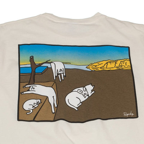 RIPNDIP - Nermali Men's Tee, Natural