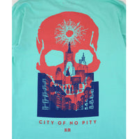 Never Made - City No Pity Men's Shirt, Mint