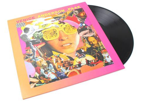 Anderson Paak, Venice, 2xLP Vinyl - The Giant Peach