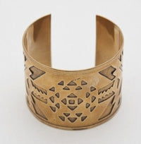 OBEY - The Horizon Bracelet, Antique Gold - The Giant Peach
