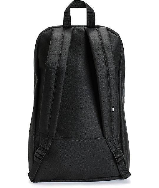 OBEY - Everett Backpack, Black - The Giant Peach