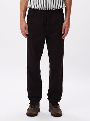OBEY - Ideals Organic Traveler Men's Pant, Black
