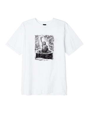 OBEY - Liberty Etching Men's Tee, White