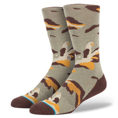 Stance -Lookout Men's Socks, Camo - The Giant Peach