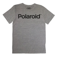 Altru Apparel - Polaroid Men's Tee, Grey Triblend - The Giant Peach