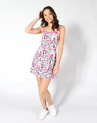 tokidoki - Pretty In Pink  Skater Dress, Pink