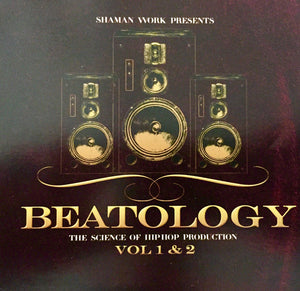 Shaman Work Presents Beatology Vol. 1 & 2, CD