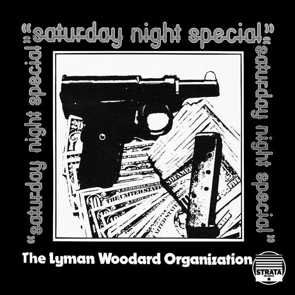 Lyman Woodard Organization - Saturday Night Special,  LP Vinyl - The Giant Peach