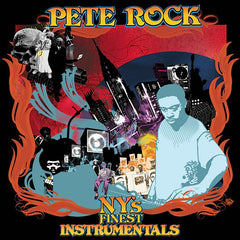Pete Rock - NY's Finest Instrumentals, CD
