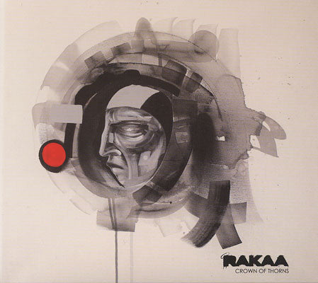 Rakaa Iriscience (of Dilated Peoples) - Crown of Thorns, CD - The Giant Peach - 1