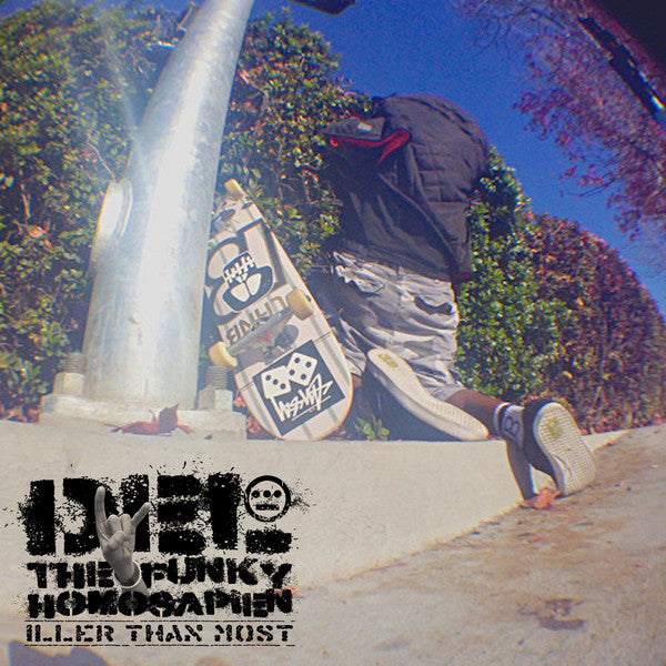Del the Funky Homosapien - Iller Than Most, CD - The Giant Peach