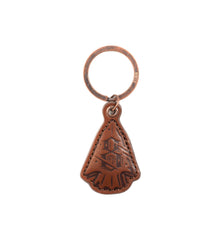 REBEL8 - Arrowhead Leather Keychain - The Giant Peach