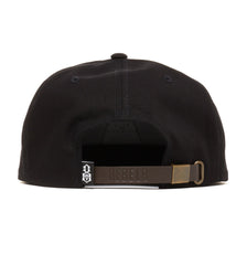 REBEL8 - Ground Keepers Snapback Hat, Black - The Giant Peach - 2