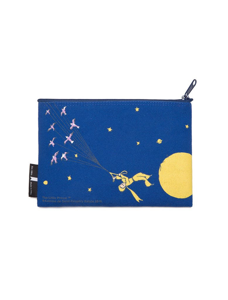 Out Of Print - The Little Prince Pouch - The Giant Peach