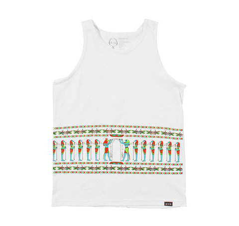 Rook - Foundation Tank, White