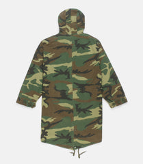 Rothco x 10Deep - Fishtail Men's Parka, Faded Woodland - The Giant Peach