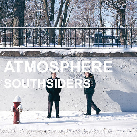 Atmosphere - Southsiders, 2xLP Vinyl - The Giant Peach