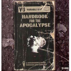 "Variable Unit - Handbook For The Apocalypse, 12"" Vinyl - The Giant Peach"
