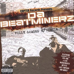 Da Beatminerz - Fully Loaded w/ Statik, CD - The Giant Peach