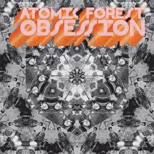 Atomic Forest - Obsession, 2XLP Vinyl - The Giant Peach