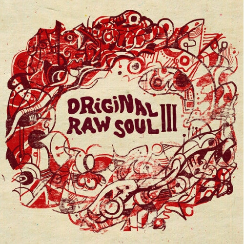 V/A - Original Raw Soul III, CD - The Giant Peach