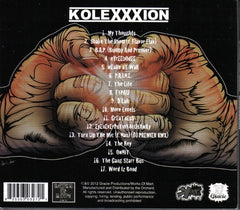 DJ Premier & Bumpy Knuckles - KoleXXXion, CD - The Giant Peach - 2