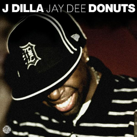 J Dilla (Jay Dee) - Donuts (Smile Cover), 2xLP Vinyl - The Giant Peach