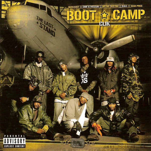 Boot Camp Clik - The Last Stand, CD - The Giant Peach - 1
