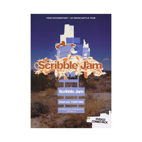 Scribble Jam - 2005 U.S. Tour, DVD+CD