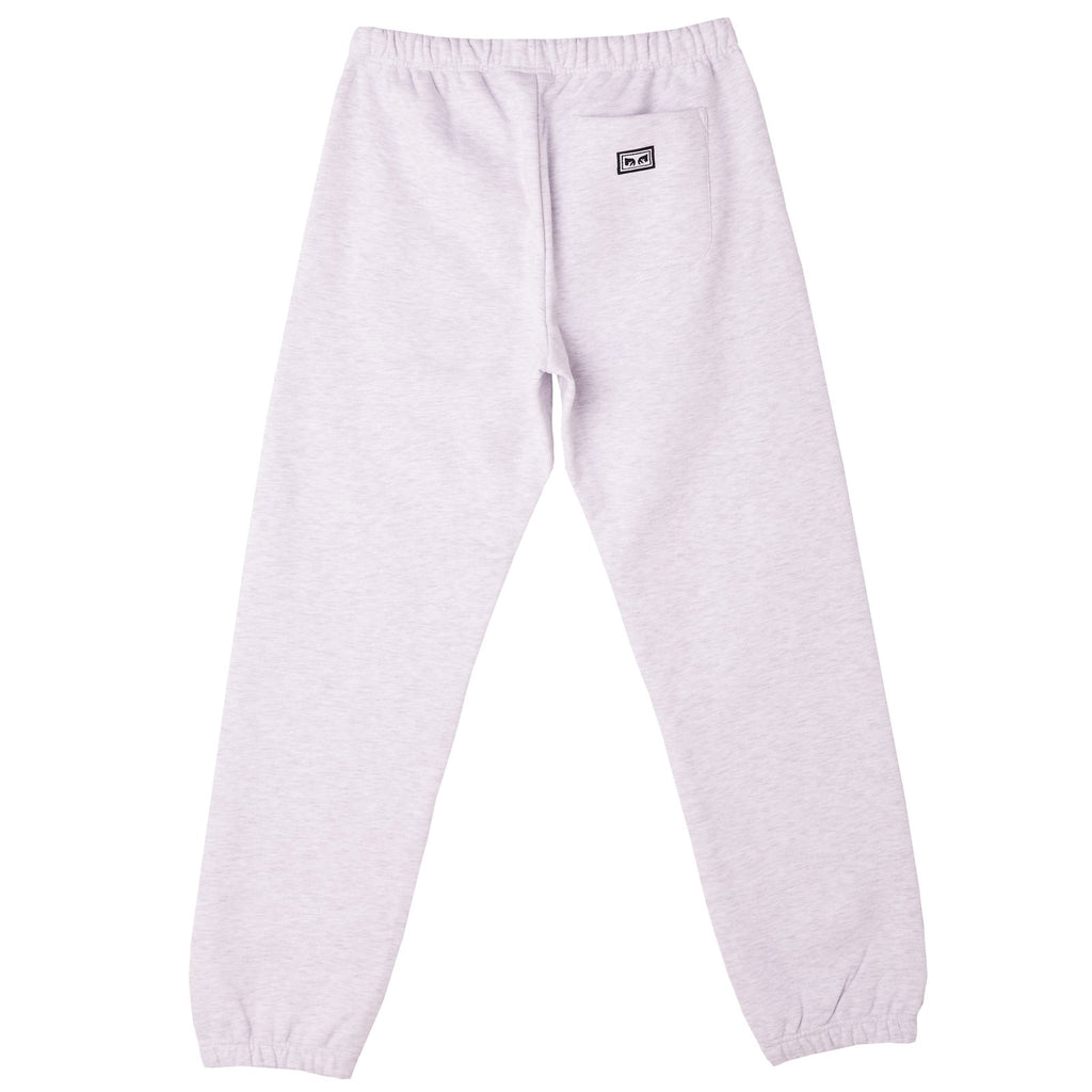 OBEY - Kyoto All Eyesz Men's Sweatpants, Ash Grey