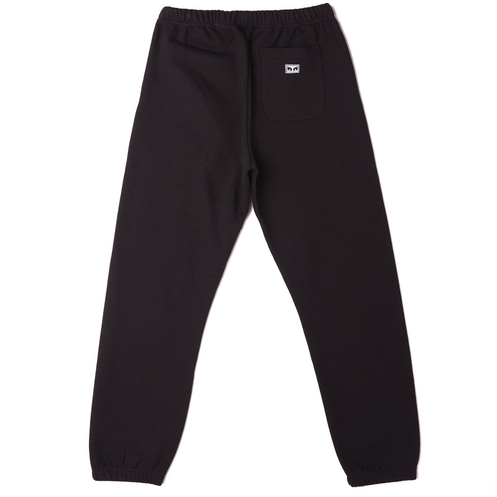 OBEY - Kyoto All Eyesz Men's Sweatpants, Black