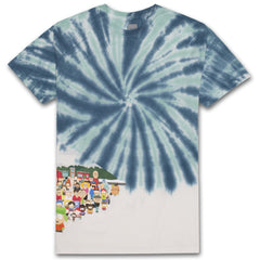 HUF x South Park Opening Men's Tee, Blue - The Giant Peach