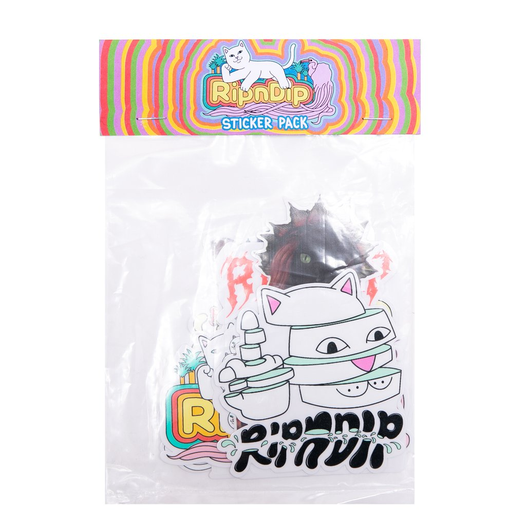 RIPNDIP - Spring 2020 Sticker Pack