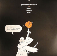 Peanut Butter Wolf - 2K8: B-Ball Zombie War, CD - The Giant Peach