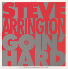 "Steve Arrington - (I Be) Goin' Hard/Good Feeling/Higher, 12"" Vinyl - The Giant Peach"